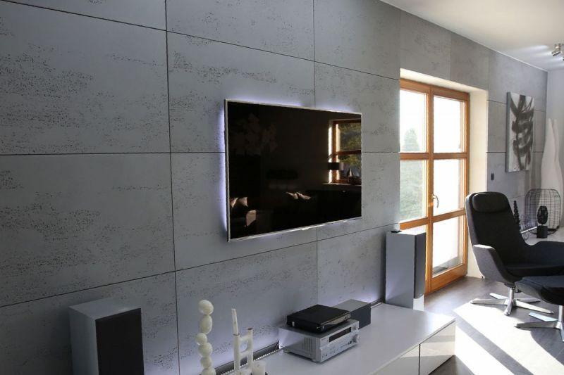 Beton Architektoniczny SILESSIA w Salonie - od Producenta LA DECOR